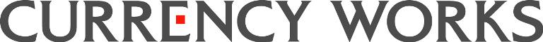 外貨両替機のカレンシーワークス ロゴ