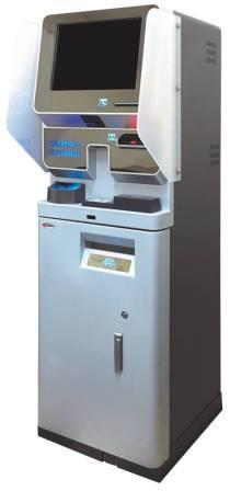 外貨両替機ATM型の画像